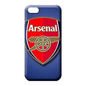 iPhone 5 5s Dirtshock Protection Protective Stylish Cases phone carrying covers arsenal fc