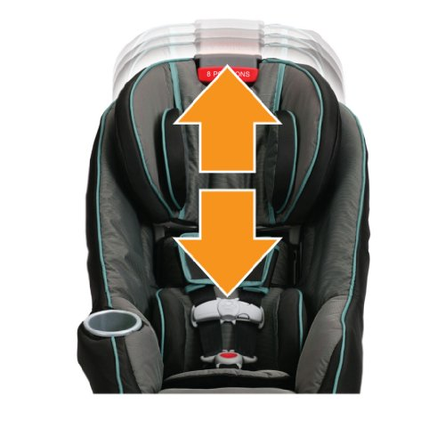 Graco Size4me 65 Convertible Car Seat Pierce Buy Online