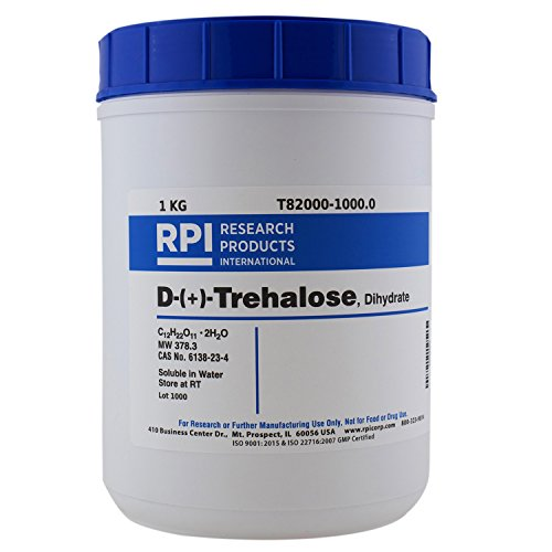 D-( )-Trehalose Dihydrate, 1 Kilogram by RPI