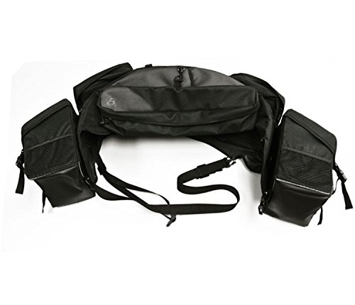Bestop 54134-35 RoughRider Black Diamond Spare Tire Organizer for 34