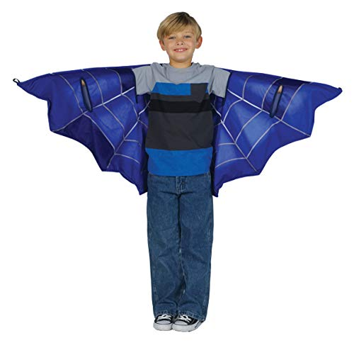 Cozy Wings by Jay at Play Spider Web - Wrap Around Magic Wings Keep Kids Warm & Cozy for Naptime, Playtime, or Anytime – Size Fits Most Kids ()