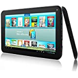 Azpen A746 7 inch Quad core 8GB Android Tablet with Case Bundle