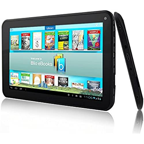 Azpen A746 7 inch Quad core 8GB Android Tablet with Case Bundle Coupons