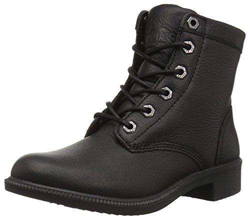 Boot Women's Kodiak Black Leather Ankle Original Winter Waterproof FYqwSYp