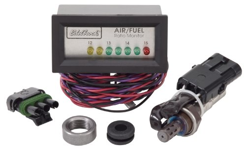 Edelbrock 6593 Air/Fuel Ratio Gauge