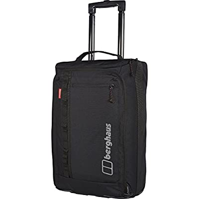 Berghaus 421732BP6 Travel Mule Hold All, 35 L - Black/Black, One Size - luggage