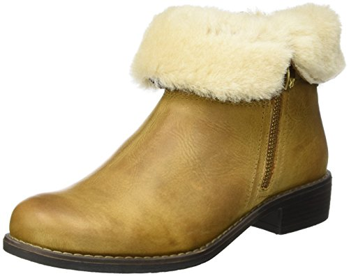 Women's Caprice 382 Brown Boots 25353 FCqx4BT