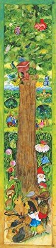 Messlatte  Motiv 'Lebensbaum'