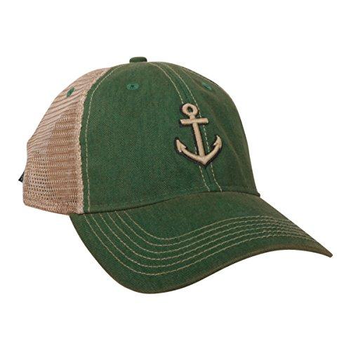 Legacy Seattle Anchor Trucker Hat (Green)