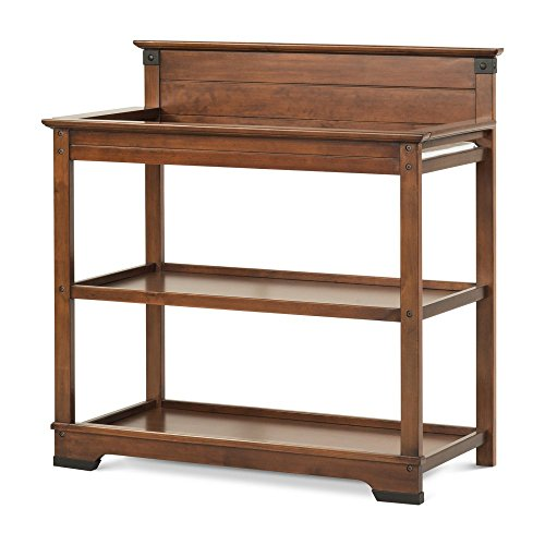 Childcraft Redmond Changing Table- Coach Cherry by Child Craft