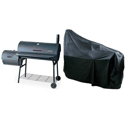 charbroil grill offset smoker - 9