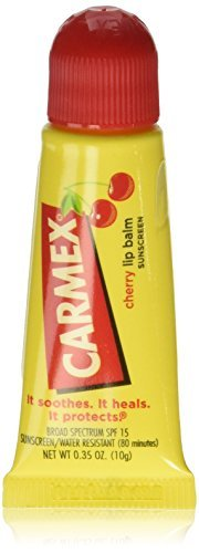 Carmex Cherry Lip Balm; SPF 15, Water Resistant, .35oz