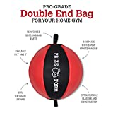 PRIZE FORM Double End Punching Bag - Genuine