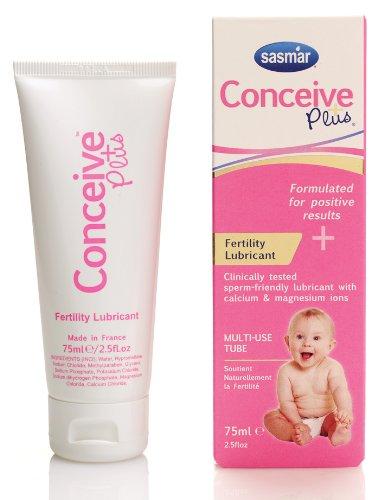 Conceive Plus fertilité lubrifiant personnel multi-usage Tube 2.5fl.oz