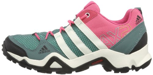 adidas AX2 Q34286 - Zapatillas de montaña para Mujer, Color Turquesa, Talla 36: Amazon.es: Zapatos y complementos