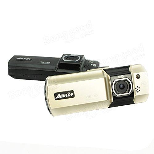 Bazaar Videogerät Amkov PH007 1080P 12.0 Megapixel Auto Fahrrad DVR Videogerät Bazaar GPS a9909a