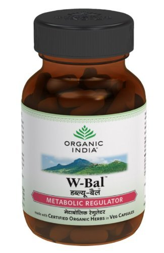 Amazon.com: Organic India Weight Balance - 60 Capsules ...