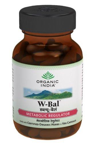 Amazon.com: Organic India Weight Balance - 60 Capsules ...