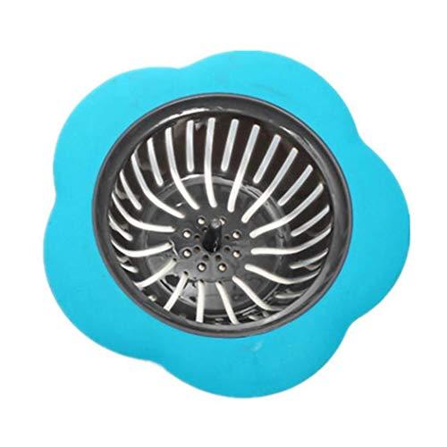 HOTUEEN Creative Kitchen Bathroom Floor Drain Sink Filter Drains & Strainers (Difference Between Floor Sink And Floor Drain)