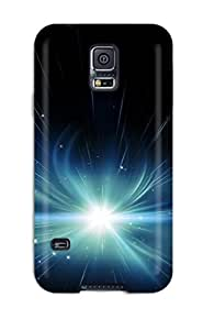 CaseyKBrown Scratch-free Phone Case For Galaxy S5- Retail Packaging - Glow