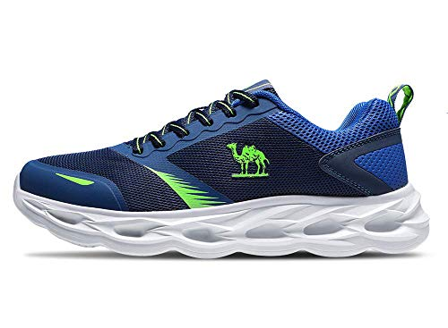 CAMEL CROWN Men s Trail Running Shoes Non Slip Workout Gym Sneakers Comfortable Tennis Athletic Walking Shoes