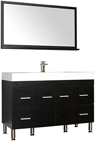 Alya Bath AT-8042-B-S Ripley Bathroom Vanity Set