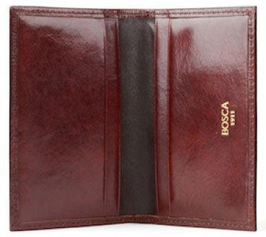 bosca-old-leather-collection-calling-card-case-cell-phone-wallet-dark-brown-leather