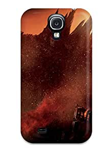 Melissa Fosco's Shop New Tpu Hard Case Premium Galaxy S4 Skin Case Cover(godzilla)