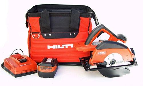 Hilti 03477323 WSC 7.25-A CPC 36-volt Cordless Circular Saw with Tool Bag