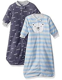 Carter's Baby Boys - 2 Sacos de Dormir de Forro Polar
