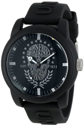 Marc Ecko Men's E06518G1 The Emblem Classic Analog Watch