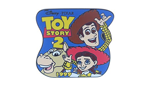 Disney Countdown to the Millennium Series #15 - Toy Story 2 (Woody , Jessie & Bullseye) Pin (Toy Story 2 Jesse)
