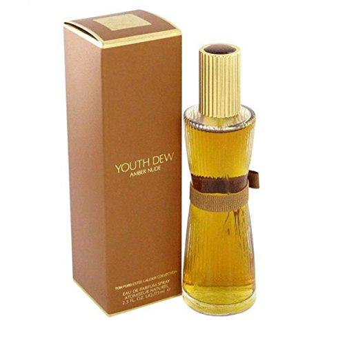 Youth Dew Amber Nude By Estee Lauder For Women. Eau De Parfum Spray 2.5 OZ