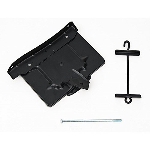 Eckler's Premier Quality Products 40-178097 Full Size Chevy Battery Tray Kit, by Premier Quality Products