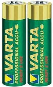 Varta Professional Ready 5716 Aa Mignon Batteries 2600 Elektronik