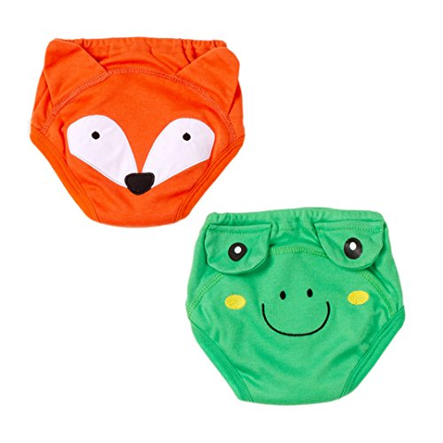 Baby Training Pants Baby Diapers Reusable Waterproof Pants 6# 100