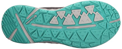 Gris Drainmaker Deporte Mujer para Columbia III de Zapatillas Candy Exterior Quarry Mint d8xwAOn4qH