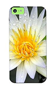 New Design Shatterproof EvEUGt-516-cHjbd Case For Iphone 5c (flowers Nature Plant Beautiful Green Flower ) For Lovers
