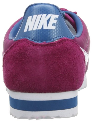 Sneaker red Donna 502 Nylon Classic Nike Rosso rot Cortez 0gxtwqIP