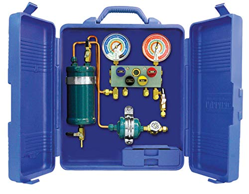 - Freon Recycling Center in a Suitcase