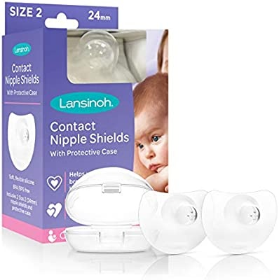 Lansinoh 2 contact 20 mm Nipple Shield