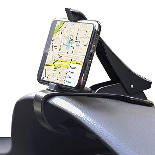 - Non-Slip Dashboard Cell Phone Holder Vehicle-Mounted