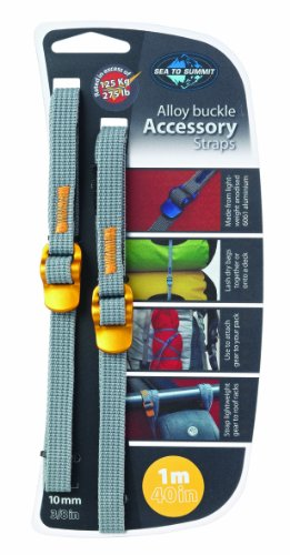 Sea To Summit 10mm Accessory Straps - 1M / 40 in by Sea to Summit