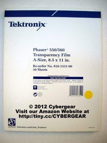 amazon com xerox tektronix phaser 550 560 transparency film rh amazon com Tektronix Frequency Counter Tektronix Communications