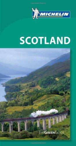Michelin Green Guide Scotland (Green Guide/Michelin) by Michelin Travel & Lifestyle (2011-04-16)