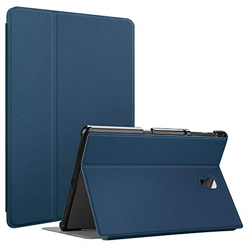 Fintie Case for Samsung Galaxy Tab A 10.5 2018 Model SM-T590/T595/T597, Super Slim Lightweight Stand Cover with Auto Sleep/Wake, Navy