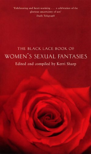 The Black Lace Book of Women's Sexual Fantasies (Black Lace Book Of Women Sexual - Women Orgy Black