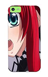 Marvelouscases Series Skin Case Cover Ikey Case For Iphone 5c(rias Gremory High School Dxd)