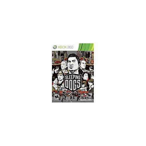 Sleeping Dogs - Platinum Hits (Xbox 360) (Police Xbox 360)