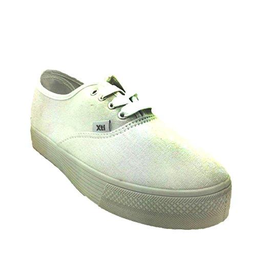 XTI, Sneaker donna bianco